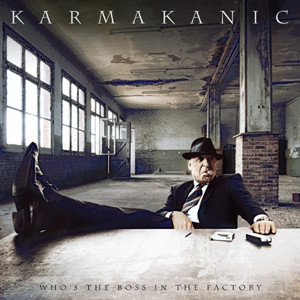 pochette KARMAKANIC THE boss
