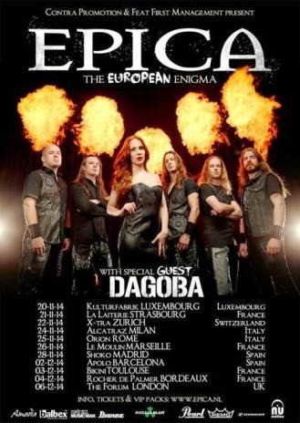 Affiche epica-tour2014