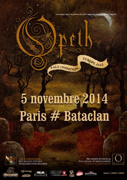affiche Opeth_Paris2014-11-05_2