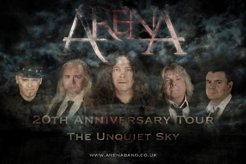 affiche arena-new