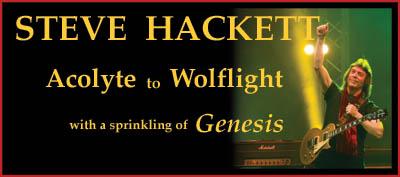 affiche hackettAcolyteWolflightTour