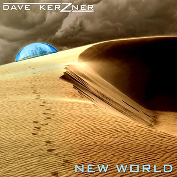 pochette dan kerzner new world