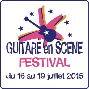 affiche guitare en scene carrée 2015