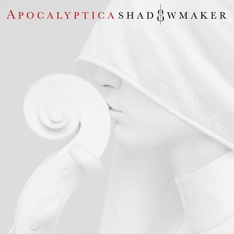 pochette APOCALYPTICA shadowmaker