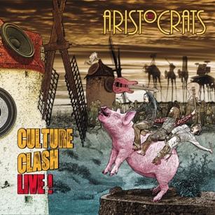 pochette aristocrats culture clash LIVE