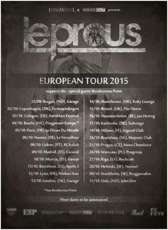 affiche leprous-eu-tour2015