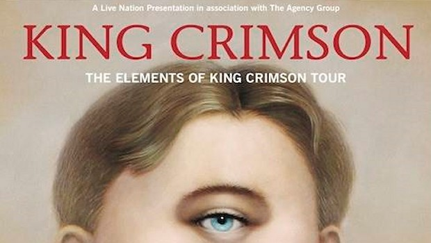 affiche King Crimson-tour-620x350
