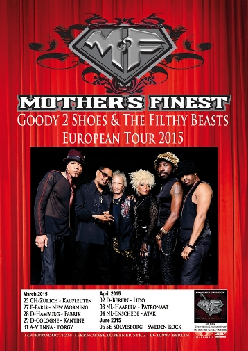 affiche mother's finest