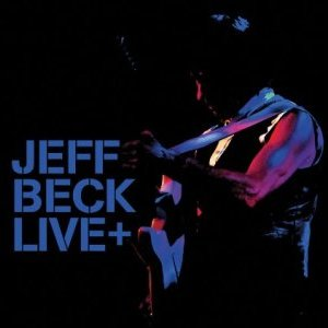 pochette JEFF BECK live plus carrée