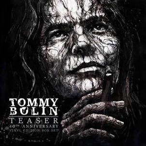 pochette Tommy-Bolin-Teaser-40th-Anniversary-Box-Set