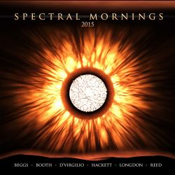 pochette spectralmorningscharityEP