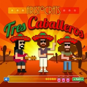 pochette THE ARISTOCRATS tres_caballeros_SQ-1024x1024