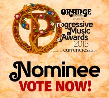 affiche PROG award 2015