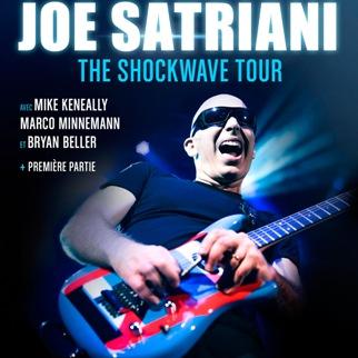 affiche tour 2015 SATRIANI