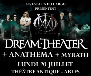 affiche dream theater