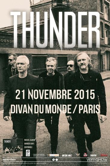 affiche thunder