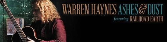 pochette WARREN HAYNES