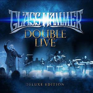 pochette Glass-Hammer-Double-Live-Deluxe