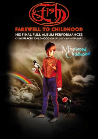 affiche FISH Farewell-to-Childhood-A2-Poster-3