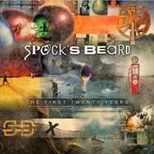 pochette SPOCKS BEARD 2015