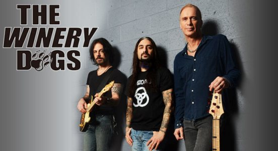 photo the winery dogs