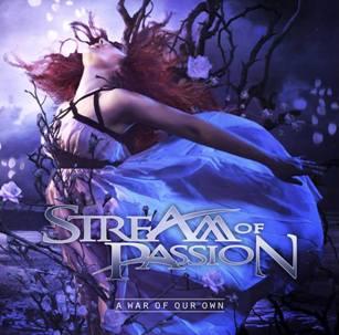 pochette STREAM OF PASSION