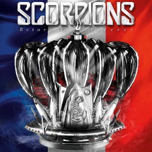 pochette scorpions france