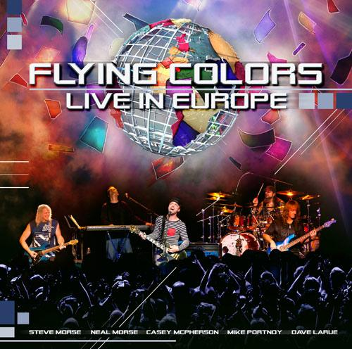 pochette flying colors 2