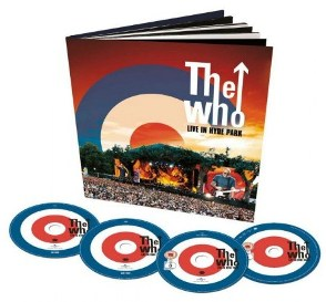 pochette the Who-Hyde