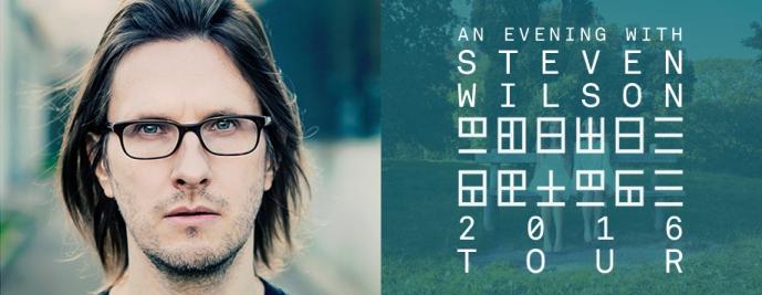 affiche steven wilson-2016-tour-banner