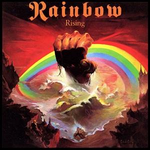 pochette Rainbow Rising