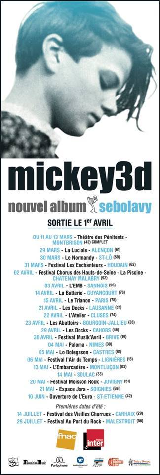 affiche MICKEY3D