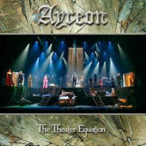 pochette AYREON theater equation