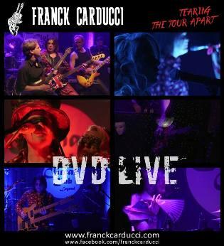 pochette FRANCK CARDUCCI DVD