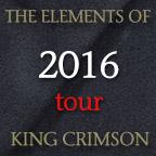affiche king crimson 2016