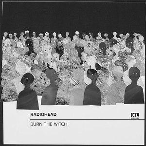 pochette RADIOHEAD 2016