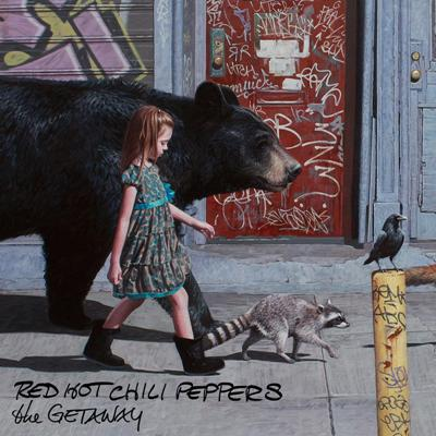 pochette RED HOT CHILLI PEPPERS