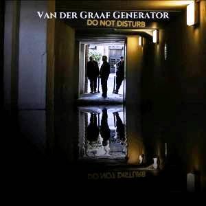 pochette Van Der Graaf Generator Do-Not-Disturb