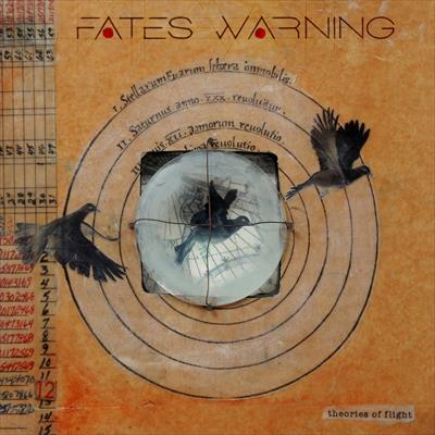 pochette FATES WARNING 2016