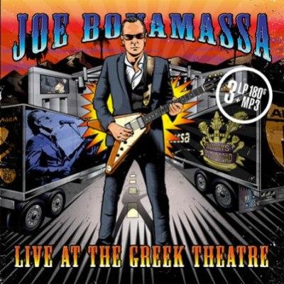 JOE BONAMASSA LIVE 2016